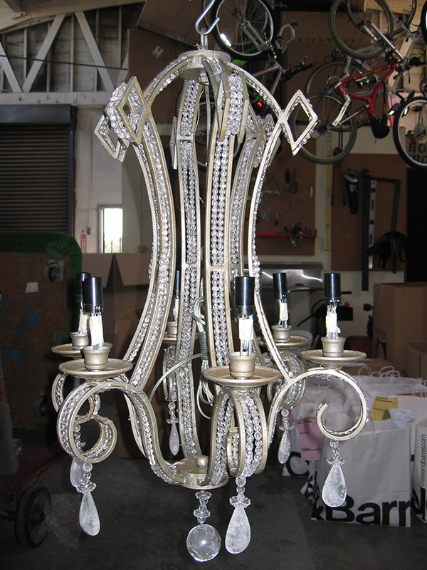 Chandelier Packing